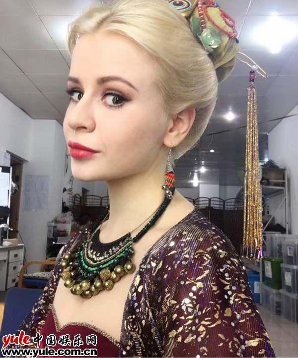 热血长安第二季热播俄籍演员梦丽沁夏来袭